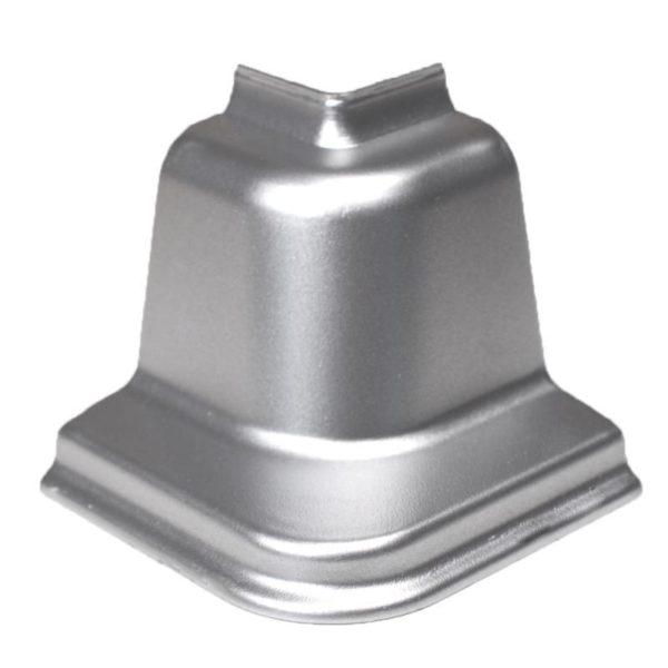 """Alüminyum """"S"""" Model Süpürgelik"""