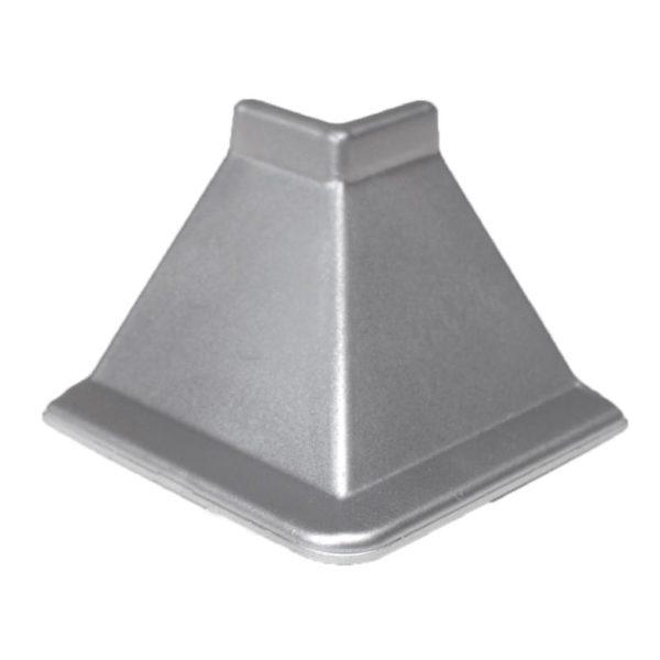 Alüminyum Üçgen Model Süpürgelik Düz